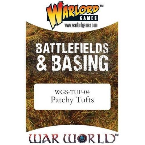 Warlord Games - Battlefields and Basing - Patchy Tufts